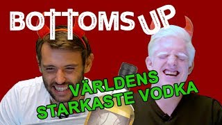 TESTAR VÄRLDENS STARKASTE VODKA - NAGA CHILLI VODKA - WORLD'S SPICIEST VODKA