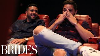 The Ultimate Movie Theater Same-Sex Marriage Proposal | BRIDES