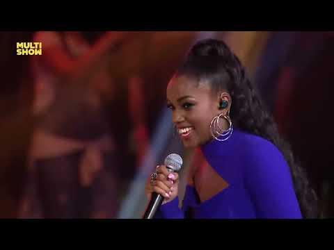 IZA + Saulo  Não Precisa Mudar  Música Boa Ao Vivo  Música Multishow