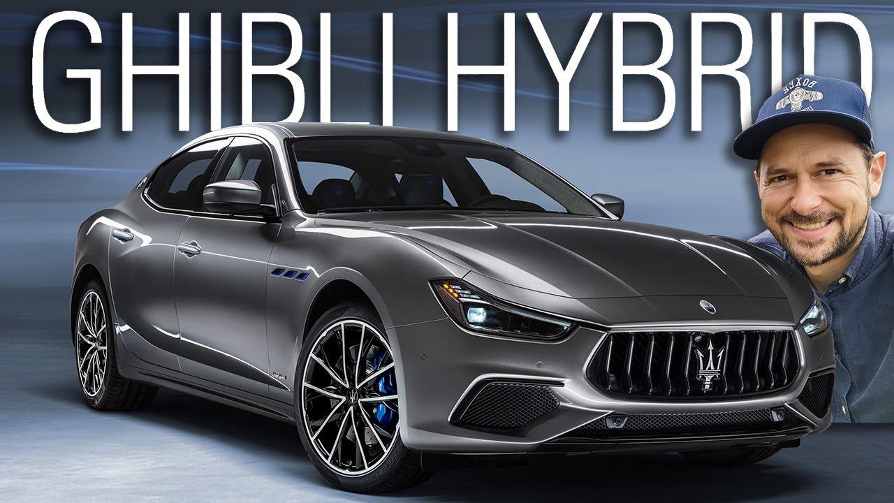 Ghibli Hybrid: първото електрифицирано Maserati!