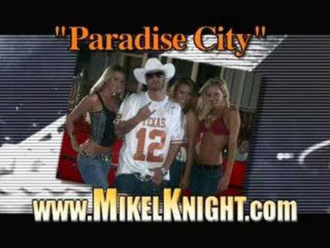 "MIKEL KNIGHT-""Paradise City"""