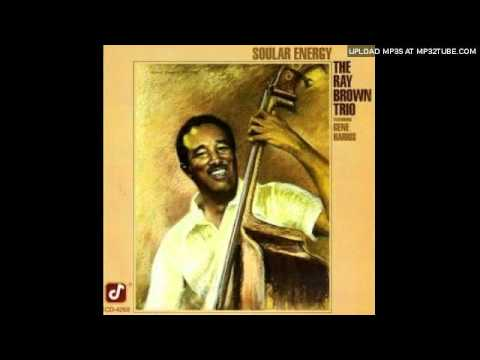 Ray Brown Trio with Gene Harris - Exactly Like You