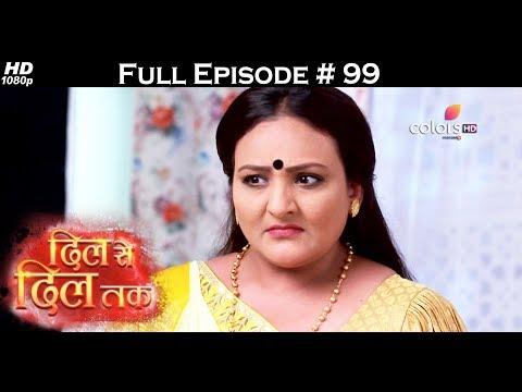 Dil Se Dil Tak - 15th June 2017 - दिल से दिल तक - Full Episode (HD)
