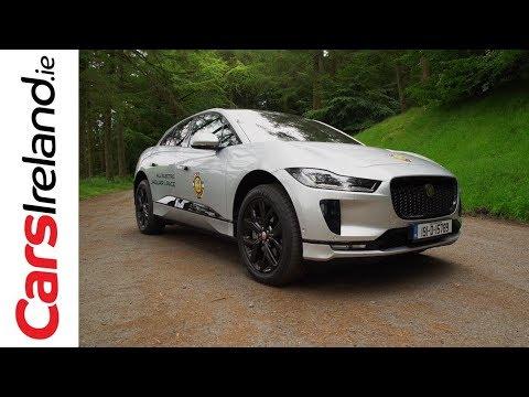 Jaguar I-Pace Review | CarsIreland.ie