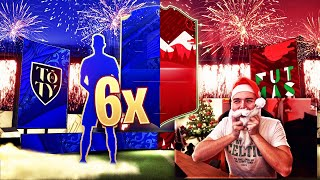 6 x TOTY NOMINIERTE IM PACK!! DICKES BEST OF FUTMAS  FIFA 20