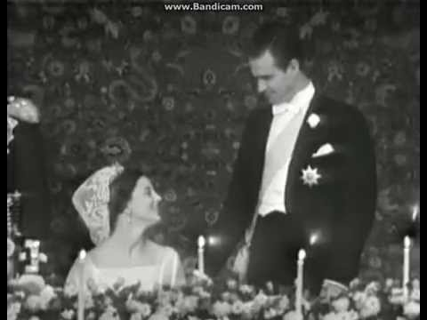 Royal Wedding of Queen Margrethe II and Prince Consort Henrik 1967 Part 4