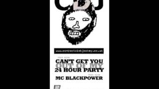 CDJ - MC Blackpower