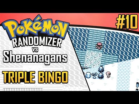 Pokemon Randomizer Triple Bingo vs. Shenanagans #10