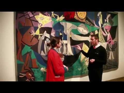 Art This Week-San Antonio Museum of Art-Nelson Rockefeller's Picassos