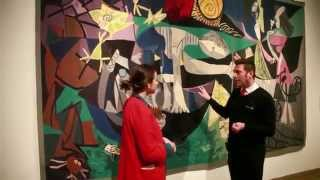 Art This Week-San Antonio Museum of Art-Nelson Rockefeller's Picassos