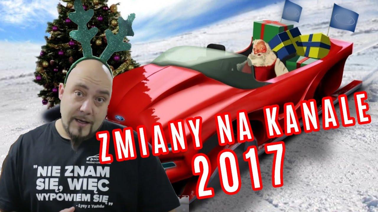 Uwaga Miłośnicy i Miłośniczki zmiany na kanale na 2017
