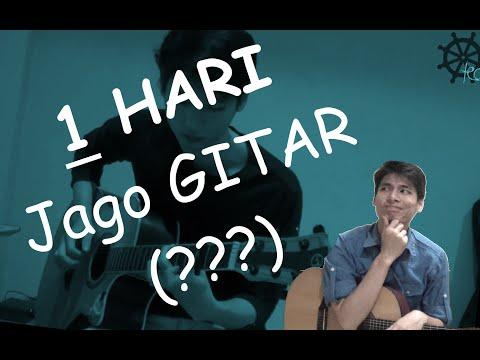 Bisa Main Gitar Dalam 1 Hari (???)