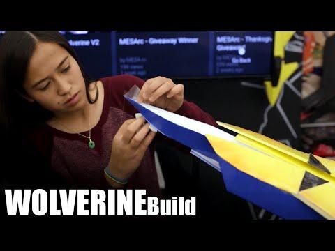 MESArc - Wolverine V2 Build Video