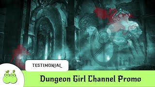 Dungeon Girl Channel Promo