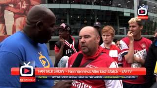 Arsenal FC FanTalk - Canadian Gooner not happy - Arsenal 1 Aston Villa 3 - ArsenalFanTV.com