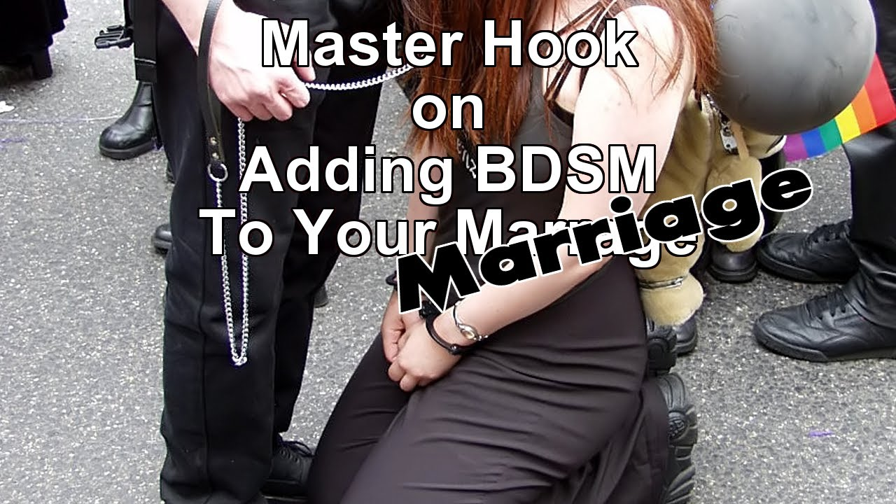 Bdsm in a marriage