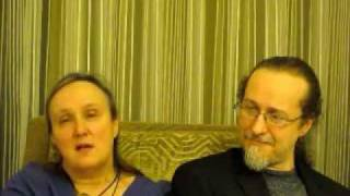 Interview with Mercedes Lackey & Larry Dixon By Jean Marie Ward (Part 1) Interview with Mercedes Lackey & Larry Dixon By Jean Marie Ward (Part 2)