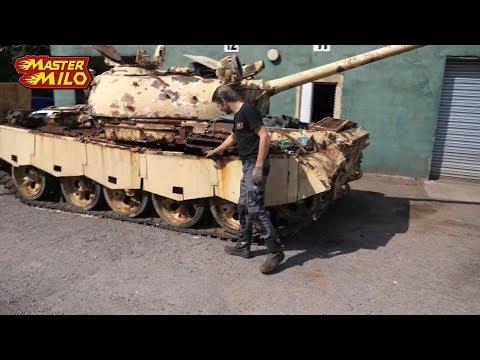 We bought a battle tank! T69 (T55)