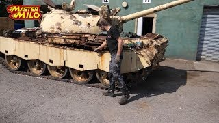We bought a battle tank! T69 (T55)