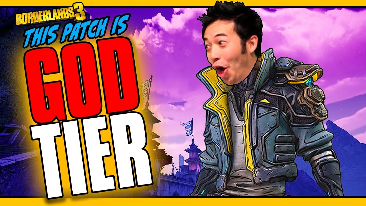 Borderlands 3 | THIS PATCH IS GOD-TIER! thumbnail