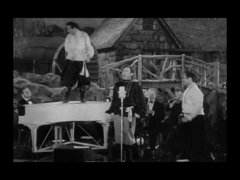 The Ritz Brothers Night Club Act from 1937-Otchi Chornya