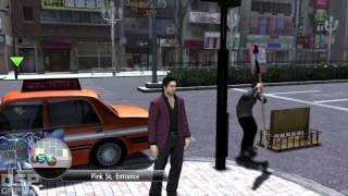 Yakuza 4 playthrough pt4 - 1st Free Roam! Who Dropped All These Keys?!