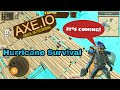 Axe.io Hurricane Survival Mode Gameplay by BKing