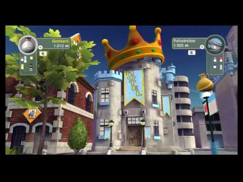 10 HOTELS!? ROMAN WIRD ZERSTÖRT! - MONOPOLY STREETS (Wii U) Let's Play GERMAN - DEUTSCH
