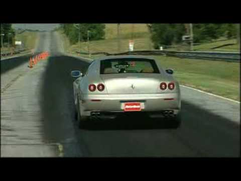 Motorweek Video of the 2005 Ferrari 612 Scaglietti - Check out more car reviews at http://www.motorweek.com - read honest reviews and check out specs http://escortsearch.us.