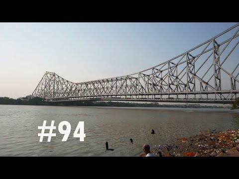 VLOG #94 Calcutta Maximum City!