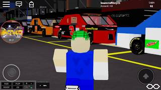 ROBLOX TRAINS AND ROBLOX NASCAR