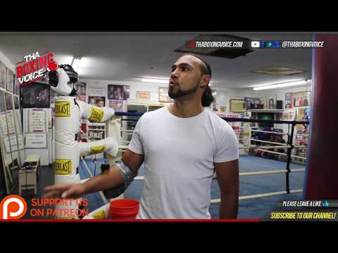 Keith Thurman Exclusive Interview: Spence, Horn, Crawford, Porter, Garcia, & Tuneup Fight in Spring