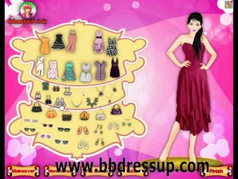 Famous Date Dress Up - A Free Girl Game on
