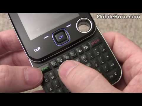 Nokia 7705 Twist for Verizon - part 1 of 2