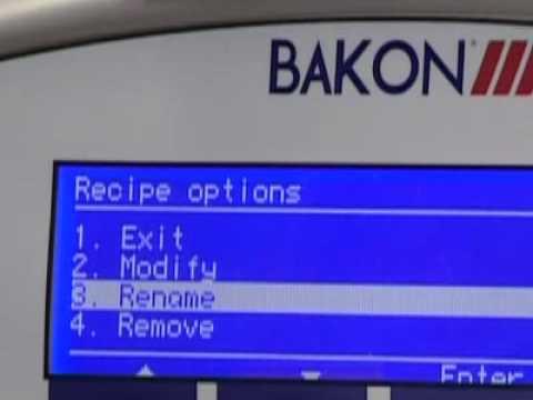 Bakon Cake Decorator