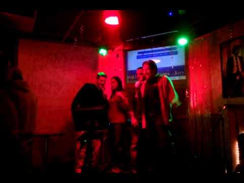 Love Shack at the Bamboo Karaoke