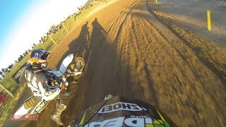 MotoSport.com Helmet Cam: Brad Groombridge - New Zealand Speedcross