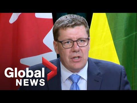 Coronavirus outbreak: Saskatchewan government records 14 new cases of COVID-19 | FULL