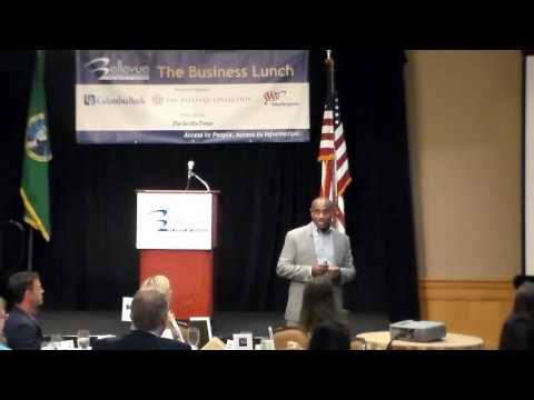 The Business Lunch: July 2016 - Meet Sea-Tac Airport's New Managing Director