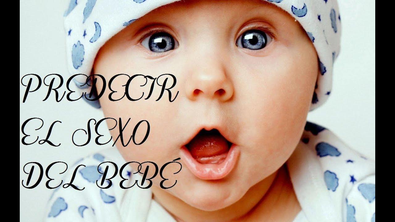 ed2cd5930 Como predecir el sexo del bebé - Como saber si será niño o niña ...