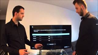 SONY BRAVIA - Tuner DVB-S // instalacja oraz wykorzystanie modulu CI+