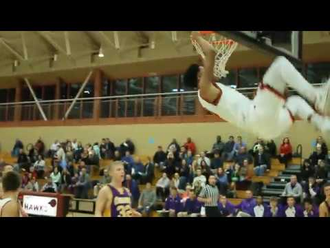 JC Butler Highlights | The Prairie School vs Racine Lutheran | shot by @Marathon_P