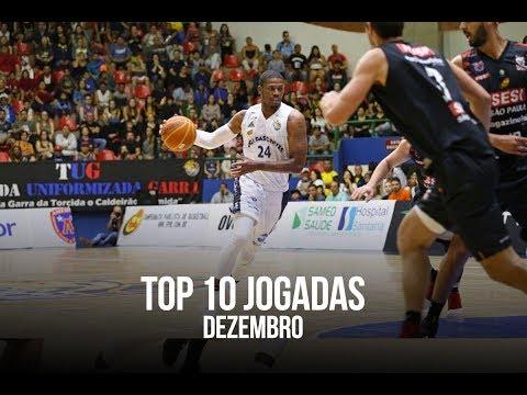 Top 10 Jogadas de Dezembro