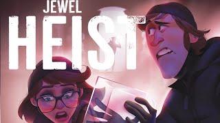 Jewel Heist Game GenCon 2020 Demo   Mattel Games