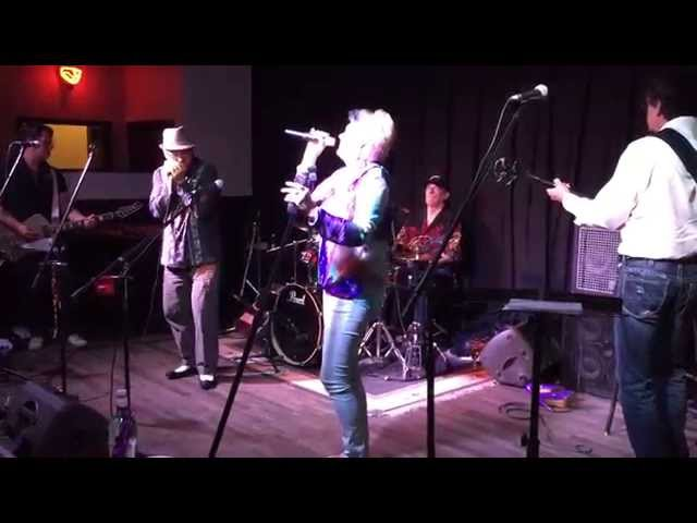 Hip Shake Thing Featuring Lynne Chwyll and the Collective Live at the New Castle Pub