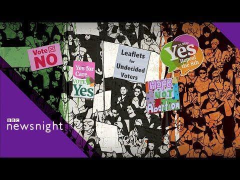 Ireland's abortion referendum – BBC Newsnight Mp3