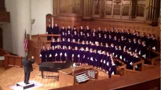 Hark, I Hear the Harps Eternal - St. Olaf Choir
