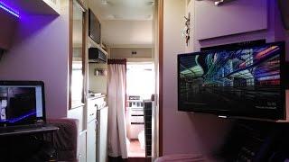 Living in a Van - Modifications to My Class B Van/RV