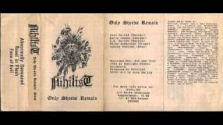 Nihilist (Swe) - Only Shreds Remain(demo_full)