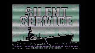 Trixter plays: Silent Service, on an original IBM PC